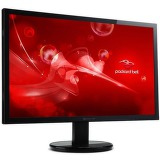 "Monitor Acer PackardBell Viseo 193DXB 18.5"""",LED, TN, 5ms, 100000000:1, 200cd/m2, 1366 x 768,"