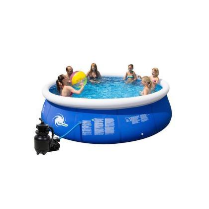 baz n intex speed up pool set 366 x 84 cm elektro sp il. Black Bedroom Furniture Sets. Home Design Ideas