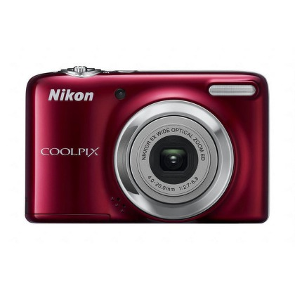 Nikon Coolpix L25 Red