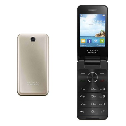 Alcatel ONETOUCH 2012D Champagne Gold