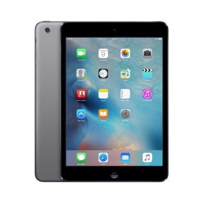 "Dotykový tablet Apple iPad mini 2 s Retina displejem 16 GB 7.9"""", 16 GB, WF, BT, iOS - šedý"