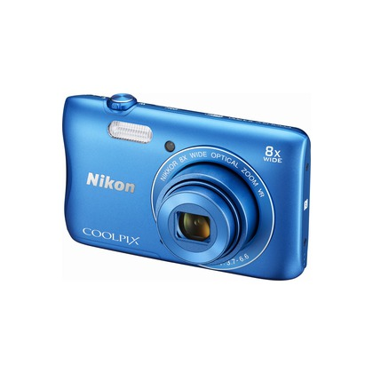 Nikon COOLPIX S3700 blue