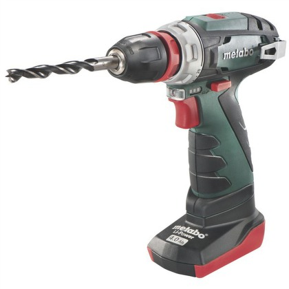 Aku vrtačka Metabo PowerMaxx BS Quick, 2 aku
