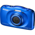 Nikon Coolpix S33 Blue