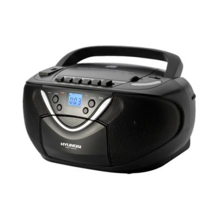Radiomagnetofon Hyundai TRC 718 AU3 s CD/MP3