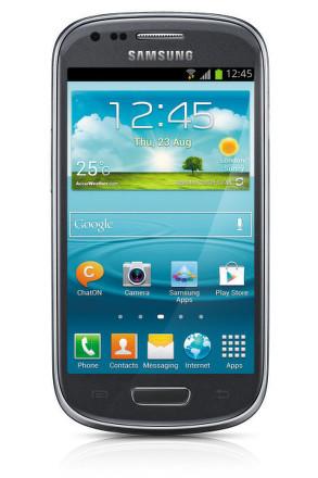 Samsung Galaxy S III mini titan