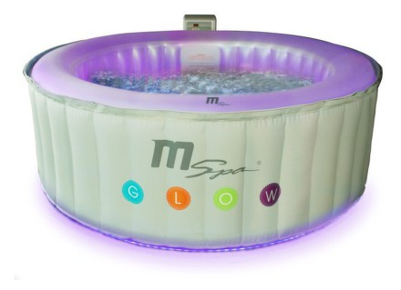 Bazén vířivý MSpa OASIS M-022LS GLOW