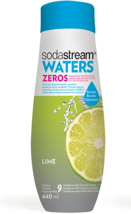 Sodastream Sirup Zero Limetka