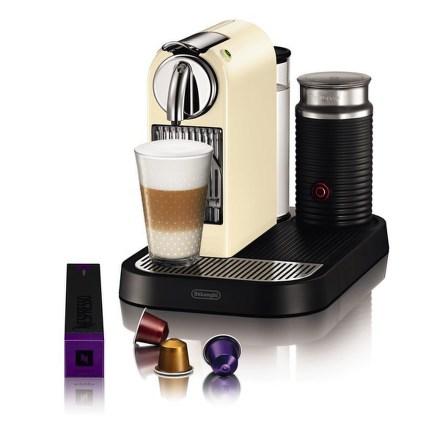 Espresso DeLonghi Nespresso EN 266 CWAE CitiZ&Milk