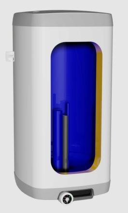 Ohřívač vody Dražice OKHE 125 SMART