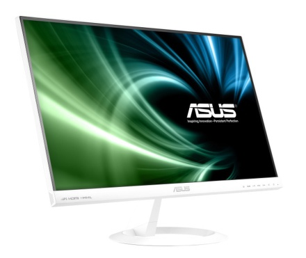 "Monitor Asus VX239H-W 23"""",LED, IPS, 5ms, 80000000:1, 250cd/m2, 1920 x 1080,"