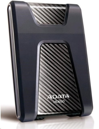 "HDD ext. 2,5"""" A-Data HD650 1TB - červený"