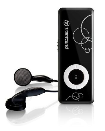 MP3 přehravač Transcend MP300 8GB