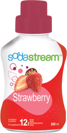 Sodastream Sirup Jahoda 500 ml