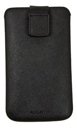 Pouzdro Nokia E52 FRESH NEON Black