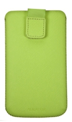 Pouzdro FRESH velikost Samsung GALAXY S III NEON green (137x75x10mm)