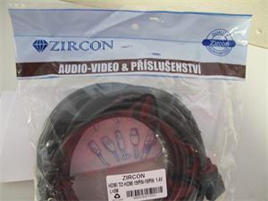 Zircon HDMI Premium 5m