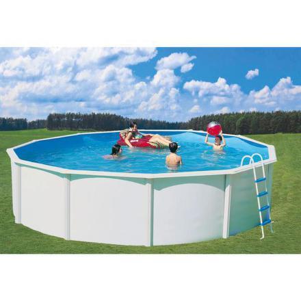 Bazén Steinbach Nuovo de Luxe 4,6 x 1,2m s kovovou konstrukcí