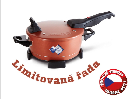 Remoska R 21 TS ORIGINAL HOT CHILLI