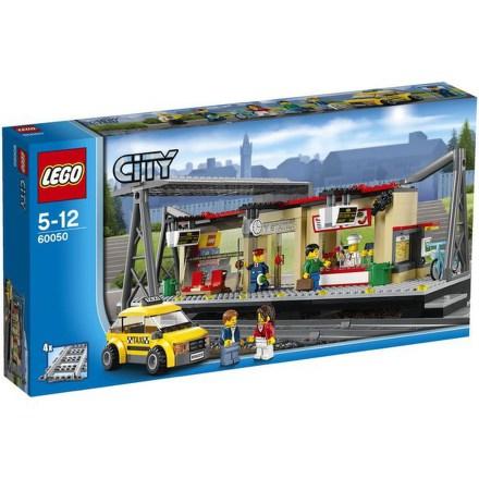 Stavebnice Lego® City 60050 Nádraží