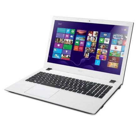 """Ntb Acer Aspire E15 (E5-552G-F3VZ) FX-8800P, 8GB, 1TB, 15.6"""""""", Full HD, DVD±R/RW, AMD R7 M360, 2GB, BT, CAM, W8.1 - bílý"""