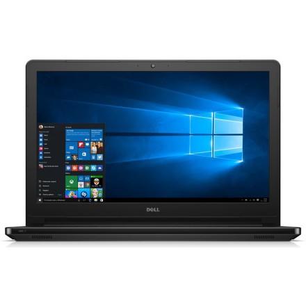 "Ntb Dell Inspiron 15 5000 - černý matný i3-5005U, 4GB, 1TB, 15.6"""", HD, DVD±R/RW, nVidia 920M, 2GB, BT, CAM, W10"