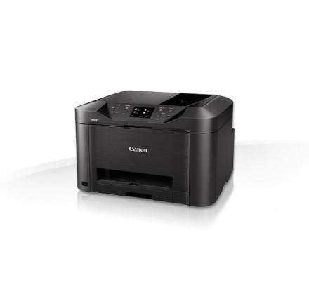 Tiskárna multifunkční Canon MAXIFY MB5050 A4, 23str./min, 15str./min, 600 x 1200, 256 MB, duplex, WF, USB - černá
