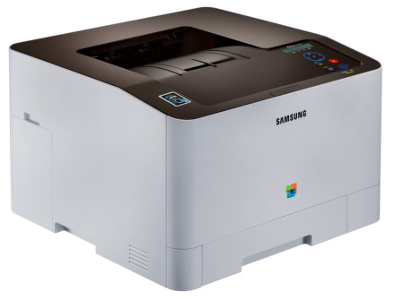 Tiskárna laserová Samsung SL-C1810W A4, 10str./min, 18str./min, 9600 x 600, 256 MB, WF, USB