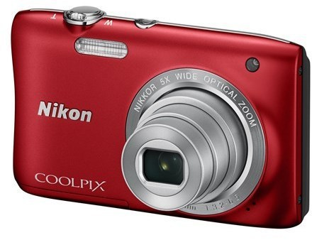 Nikon S2900 Red