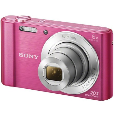 Sony Cyber-Shot DSC-W810 růžový