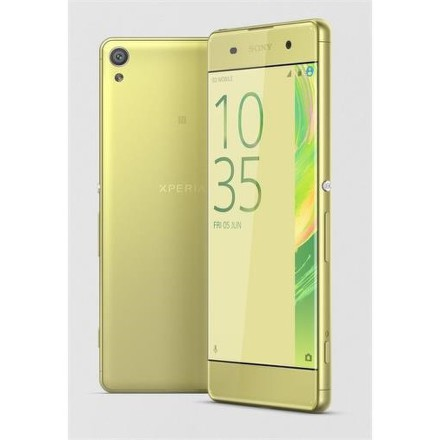 Mobilní telefon Sony Xperia XA (F3111) - Lime Gold