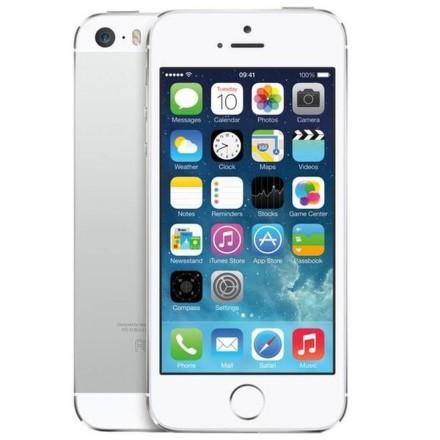 Mobilní telefon Apple iPhone 5S 16GB - stříbrný