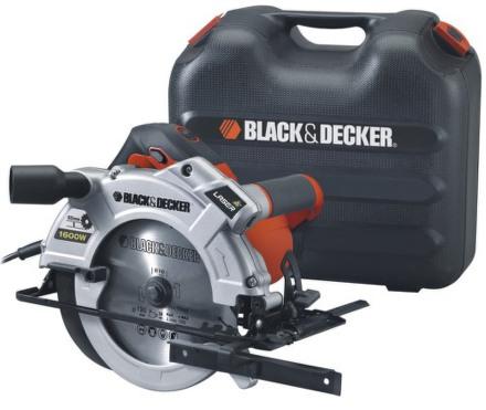 Pila okružní Black&Decker KS1600LK