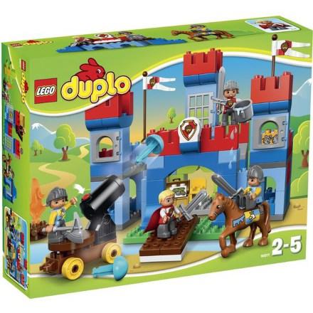 Stavebnice Lego® DUPLO Ville 10577 Velký královský hrad