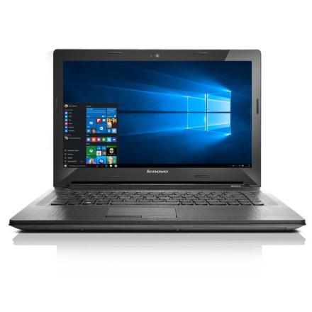 """Ntb Lenovo IdeaPad G40-45 A6-6310, 2GB, 320GB, 14"""""""", HD, bez mechaniky, AMD R5 M330, 1GB, BT, CAM, W10 - černý"""