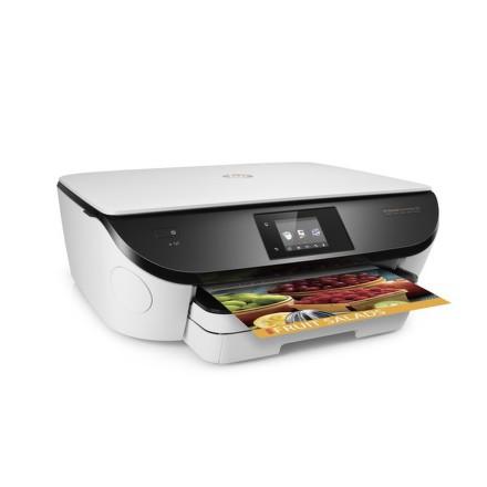 Tiskárna multifunkční HP Ink Advantage 5645 A4, 12str./min, 8str./min, duplex, WF, USB - bílá