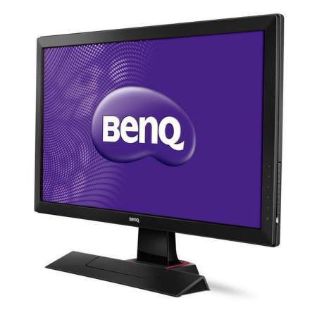 "Monitor BenQ RL2455HM Flicker Free 24"""",LED, TN, 1ms, 12000000:1, 250cd/m2, 1920 x 1080,"
