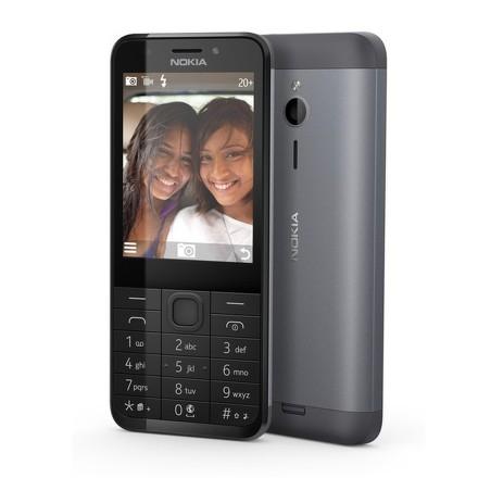 Nokia 230 Dual SIM - černý