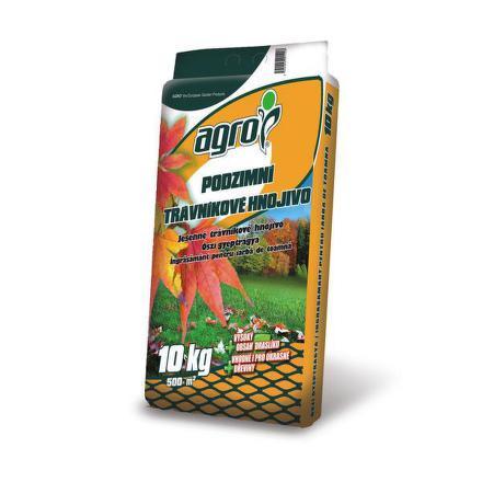 Hnojivo Agro Podzimní trávníkové hnojivo 10 kg