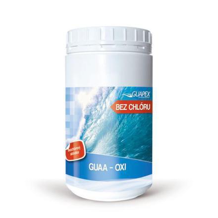 Bazénová chemie Guapex OXI 0,8 kg