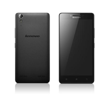 Mobilní telefon Lenovo A6000 - černý