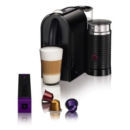 Espresso DeLonghi Nespresso U & MILK EN 210 BAE