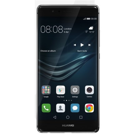 Huawei P9 32 GB Dual SIM Grey + dárek Kingston microSDHC karta 16GB UHS-I + adaptér zdarma