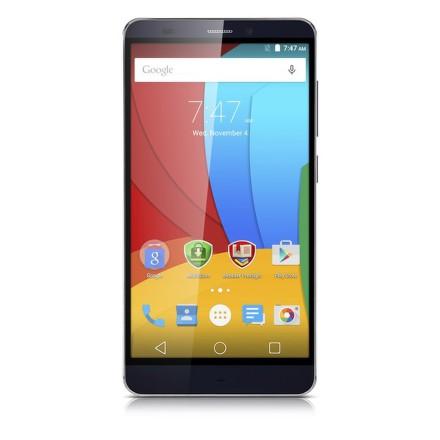 Mobilní telefon Prestigio Grace S5 LTE Dual SIM - černý