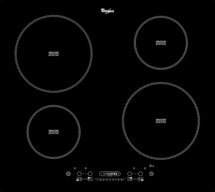 Varná deska indukce Whirlpool ACM 836/BA