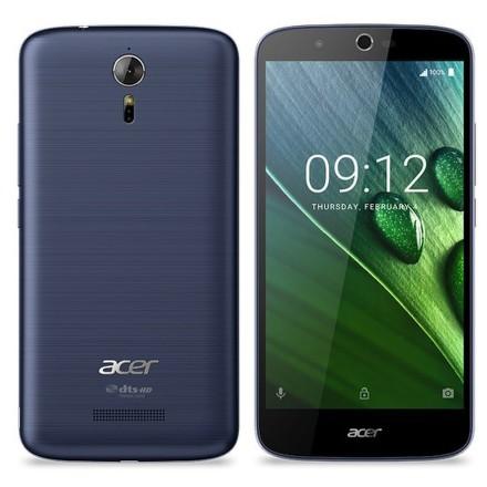 Mobilní telefon Acer Liquid Zest Plus LTE - modrý