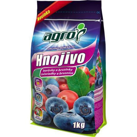 Hnojivo Agro OM Borůvky a brusinky 1 kg