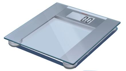 Váha osobní Soehnle 63746 Pharo 200