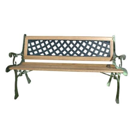 Zahradní lavička Happy Green 504030 Classic