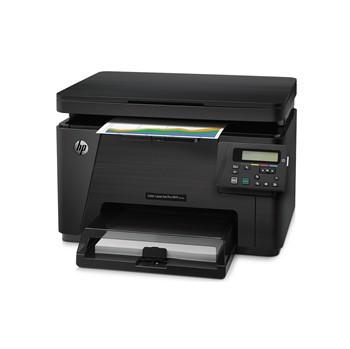 Tiskárna multifunkční HP Color LaserJet Professional M176n A4, 16str./min, 4str./min, 600 x 600, 128 MB, USB - černá